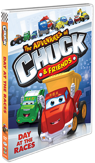 The Adventures Of Chuck & Friends: Day At The Races