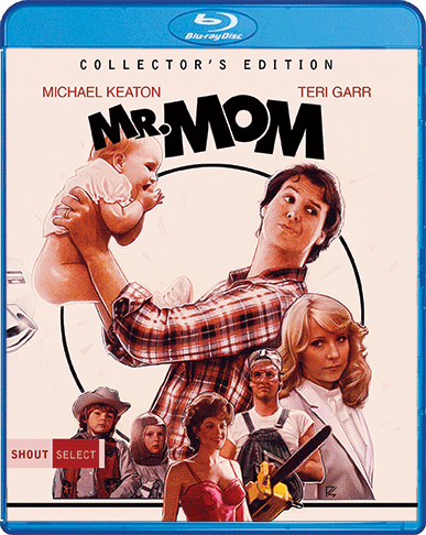 Mr. Mom [Collector's Edition]