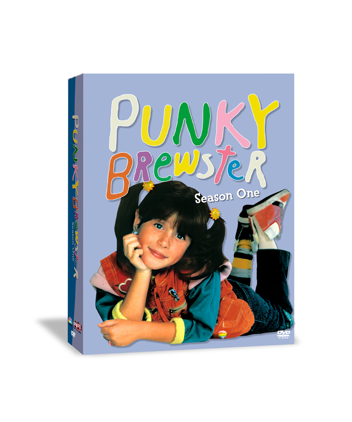 Punky Brewster: Season One