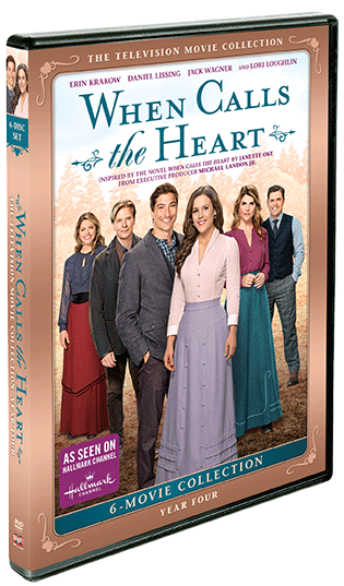When Calls The Heart: Year Four [The Television Movie Collection]