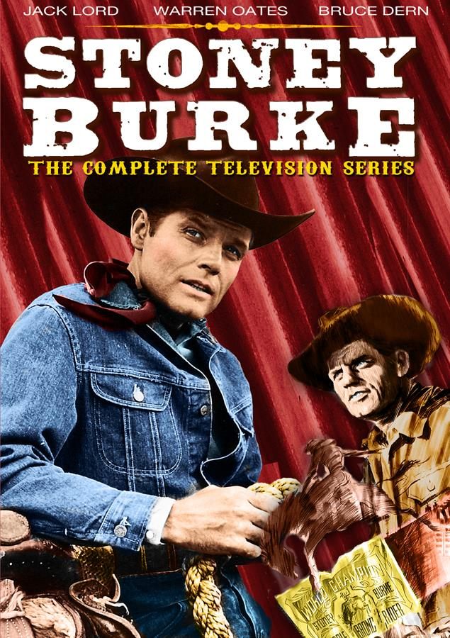 Stoney Burke: The Complete Television Series