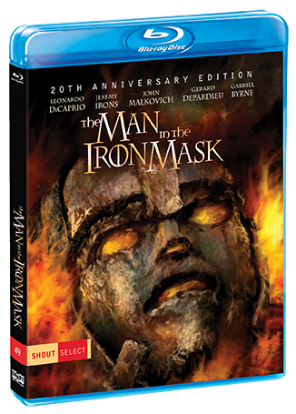 The Man In The Iron Mask [20th Anniversary Edition]