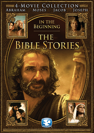 The Bible Stories: In The Beginning [4 Films]