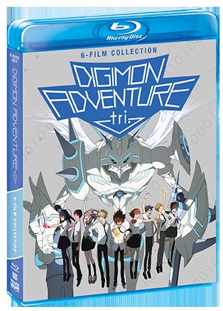 Digimon Adventure tri.: 6-Film Collection