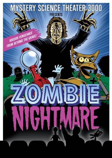 MST3K: Zombie Nightmare