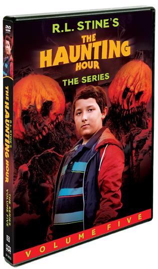 R. L. Stine's The Haunting Hour: Vol. 5