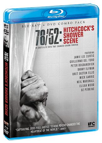 78/52: Hitchcock's Shower Scene