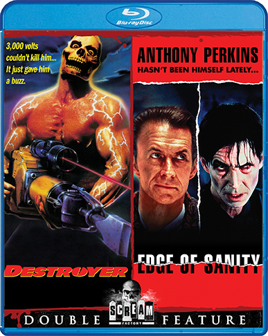 Destroyer / Edge Of Sanity [Double Feature] (SOLD OUT)
