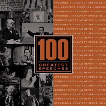 100 Greatest Speeches