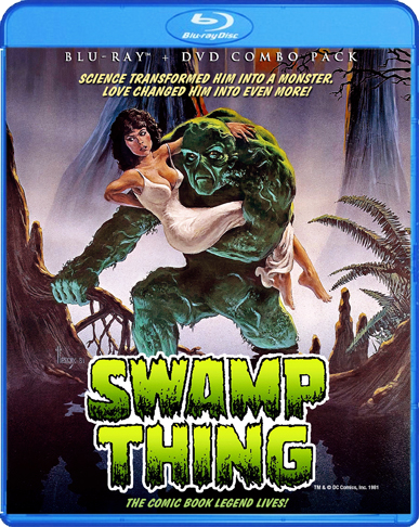 Swamp Thing (SOLD OUT)