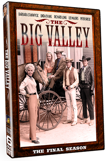 The Big Valley: The Final Season