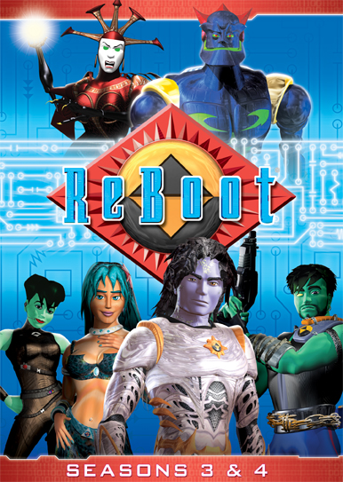 ReBoot: Season Three & Four