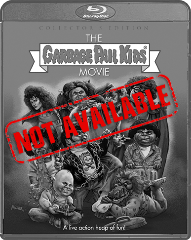 The Garbage Pail Kids Movie [Collector's Edition] (SOLD OUT)