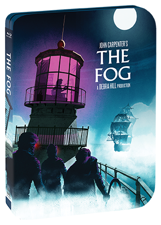 The Fog [Limited Edition Steelbook]