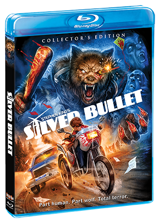 Silver Bullet [Collector's Edition] + Exclusive Poster