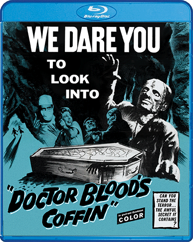 Doctor Blood's Coffin