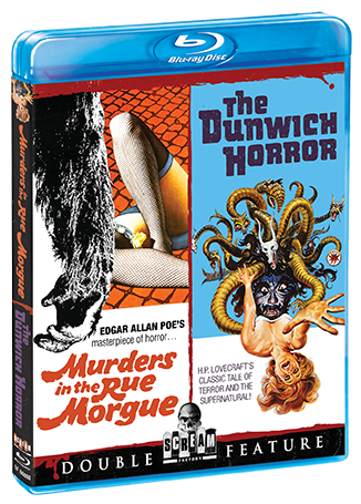 Murders In The Rue Morgue / The Dunwich Horror [Double Feature]