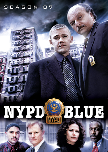 NYPD Blue: Season Seven