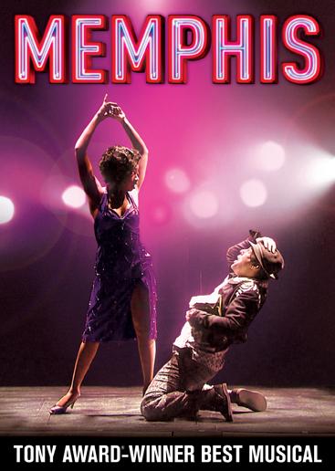 Memphis: The Original Broadway Production