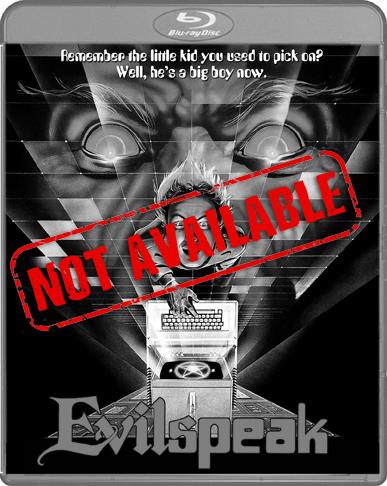 Evilspeak (SOLD OUT)