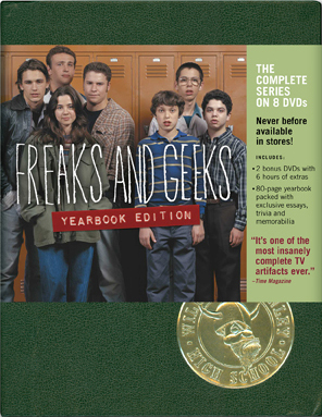 Freaks And Geeks: The Complete Series [Deluxe Yearbook Edition]