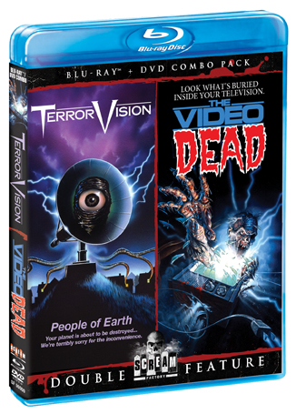 TerrorVision / The Video Dead [Double Feature]