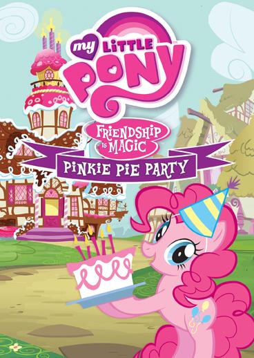 My Little Pony Friendship Is Magic: Pinkie Pie Party