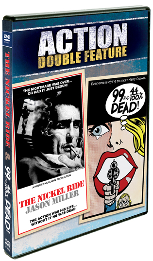 The Nickel Ride / 99 And 44/100% Dead! [Double Feature]