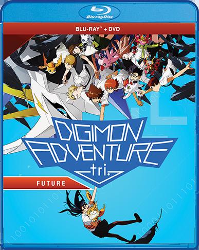 Digimon Adventure tri.: Future + Exclusive Lithograph