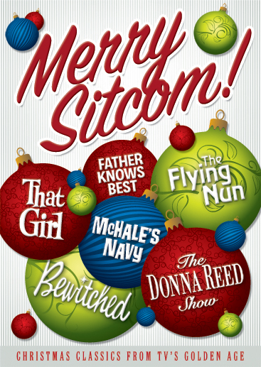 Merry Sitcom! - Christmas Classics From TV's Golden Age