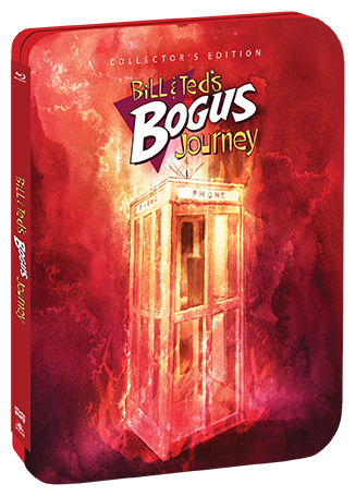Bill & Ted's Bogus Journey [Limited Edition Steelbook]