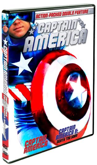 Captain America / Captain America II: Death Too Soon [Double Feature]