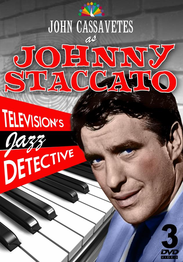 Johnny Staccato: The Complete Series