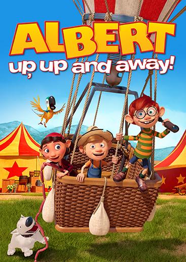 Albert – Up, Up And Away!