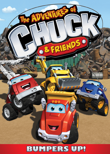 The Adventures Of Chuck & Friends: Bumpers Up