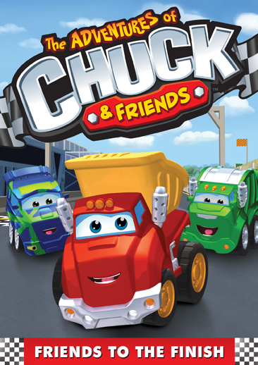 The Adventures Of Chuck & Friends: Friends To The Finish