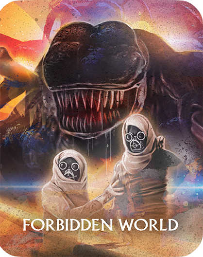 Forbidden World [Limited Edition Steelbook]