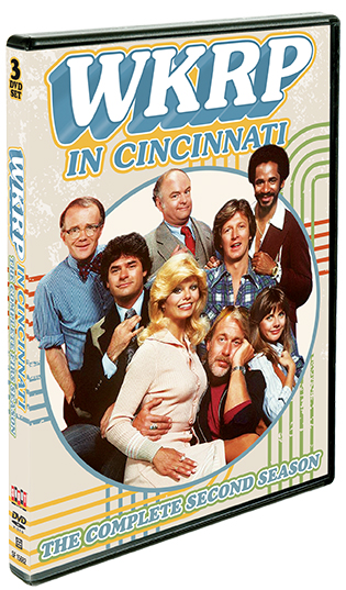 WKRP In Cincinnati: Season Two