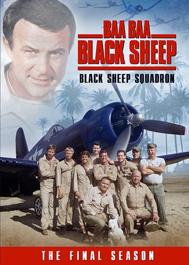 Baa Baa Black Sheep [Black Sheep Squadron]: The Final Season