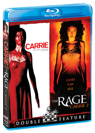 Carrie / The Rage: Carrie 2 [Double Feature] (SOLD OUT)