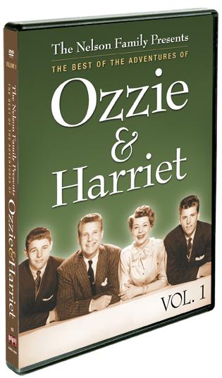 The Best Of The Adventures Of Ozzie & Harriet: Vol. 1