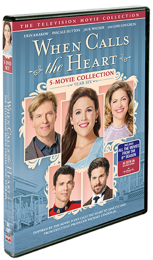 When Calls The Heart: Year Six [The Television Movie Collection]