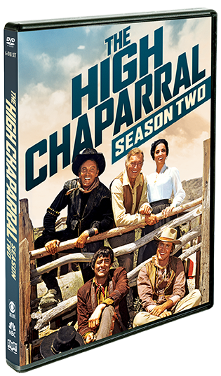 The High Chaparral: Season Two