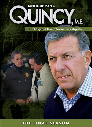Quincy, M.E.: The Final Season