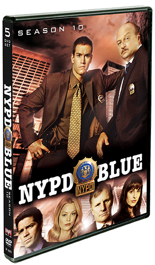 NYPD Blue: Season Ten