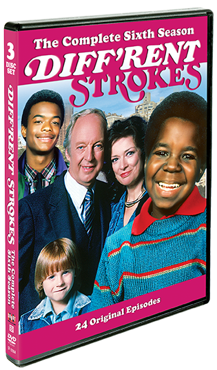 Diff'rent Strokes: Season Six