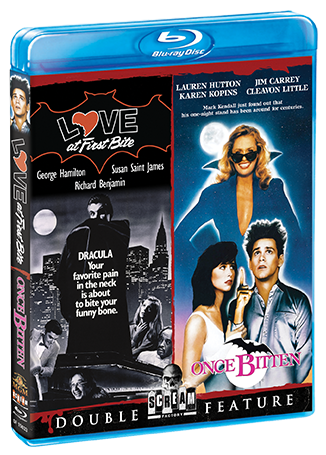 Love At First Bite / Once Bitten [Double Feature]