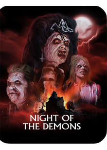 Night Of The Demons [Limited Edition Steelbook]