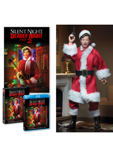 Silent Night, Deadly Night Part 2 [Deluxe Limited Edition with Exclusive Action Figure]