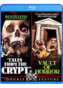 Tales From The Crypt / Vault Of Horror [Double Feature]
